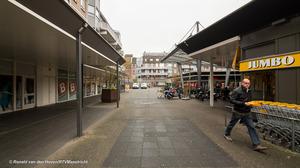 Zorgen om winkelcentrum in De Heeg