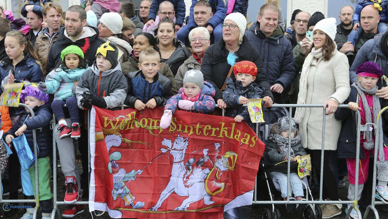 Fotoreportage Intocht Sinterklaas 2016 Purmerend Serie 1 Rtv Purmerend