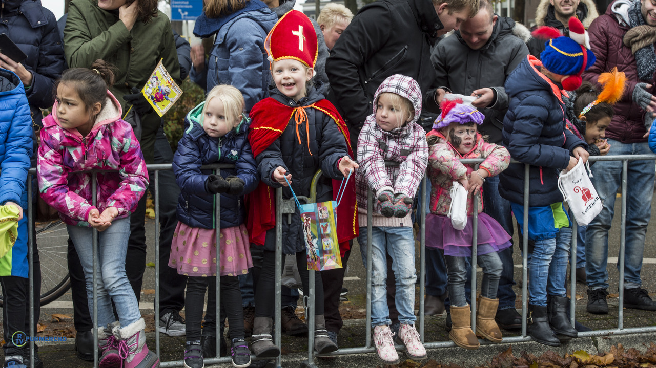 Fotoreportage Intocht Sinterklaas 2016 Purmerend Serie 2 Rtv Purmerend