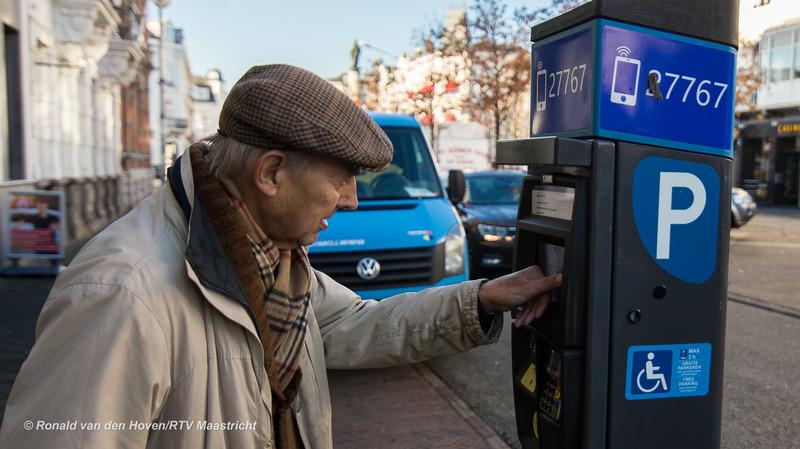 foto:RonaldvandenHoven/RTVMaastricht-parkeren
