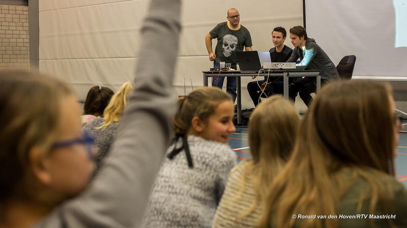 foto:RonaldvandenHoven/RTVMaastricht_lucas en steve