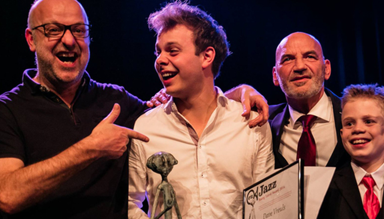 Maastrichtse trompetist Vreuls wint EuJazz Award