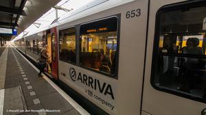 Arriva sluit toiletten in treinen