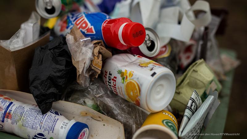 afval rotzooi dumpen