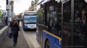 Openbaar vervoer komende donderdag plat