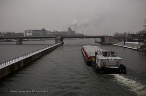 Safety on the Maas under scrutiny