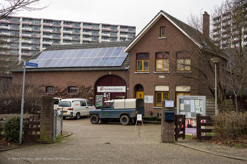 Ronald van den Hoven/RTV Maastricht_Boerderij Daalhoeve