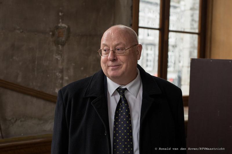 Ronald van den Hoven/RTV Maastricht_wethouder_John Aarts_opknappen historische vondsten stadhuis-2