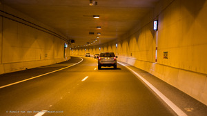 Extreme hittetest beton A2-tunnel