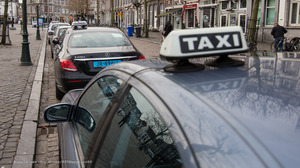 Taxi drivers handed out fines