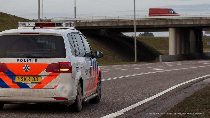 Ronald van den Hoven / RTV Maastricht_politiewagen