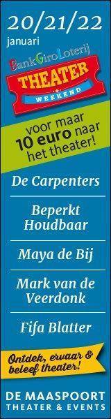 banner Maaspoort Theaterweekend