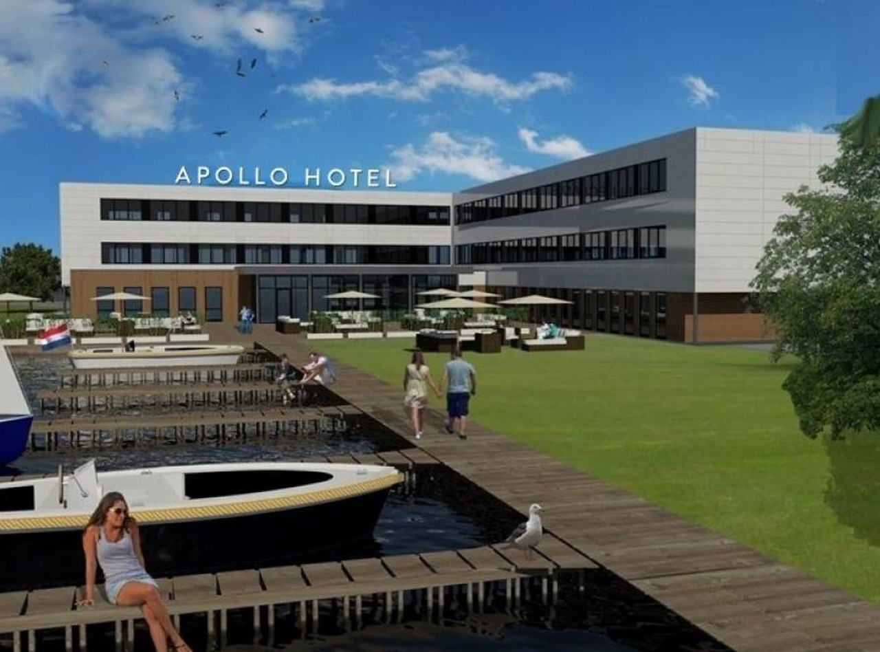 apollo hotel vinkeveen en harbour club open in april rtv
