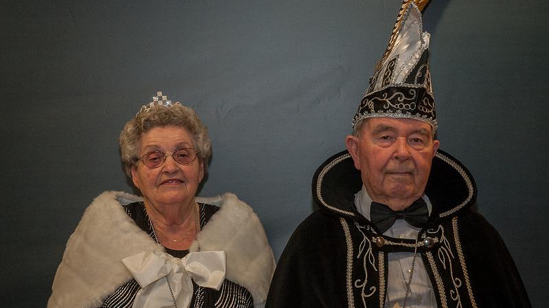 Prins Janus en prinses Mien van Sonnehove