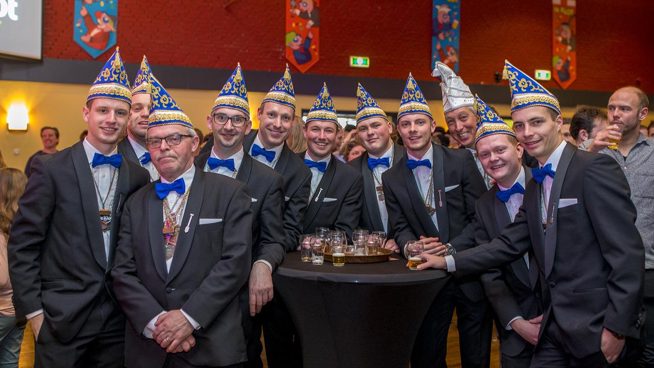 Prinsenbal De Klot   SIRIS.nl