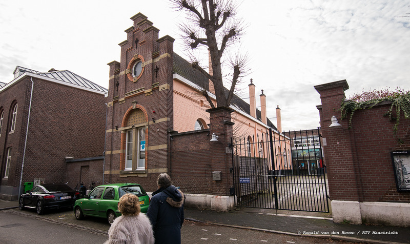Ronald van den Hoven / RTV Maastricht__oude filmhuis Lumiere te koop