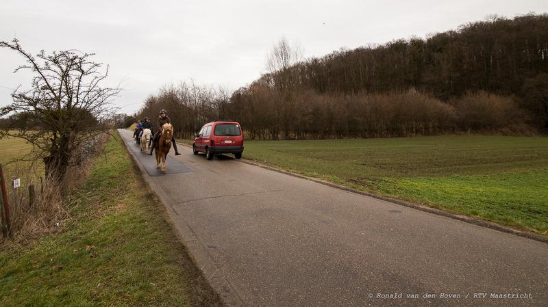 Ronald van den Hoven / RTV Maastricht__mergelweg auto vrij