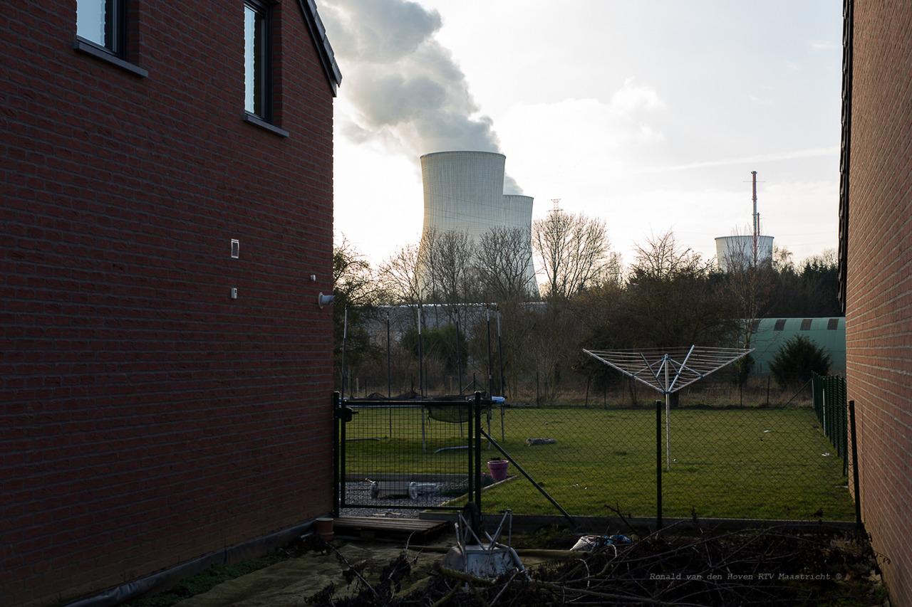 Reactorscheuren Tihange al bij bouw aanwezig