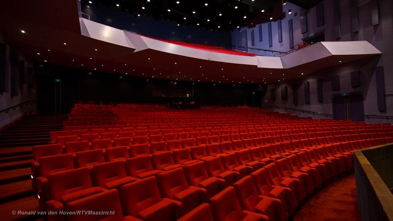 Ronald van den Hoven / RTV Maastricht__theater aan het vrijthof grote zaal