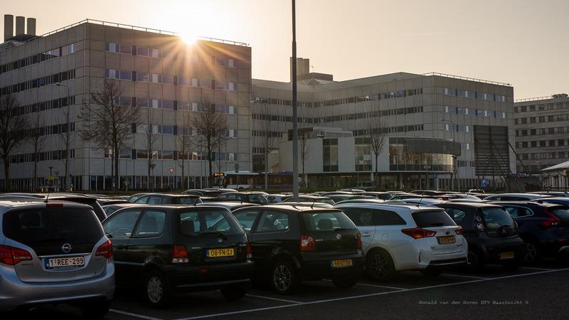 Ronald van den Hoven / RTV Maastricht__AZM ziekenhuis