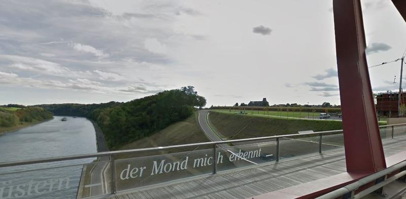 Brug Vroenhoven )bron Google Streetview) RTV Maastricht