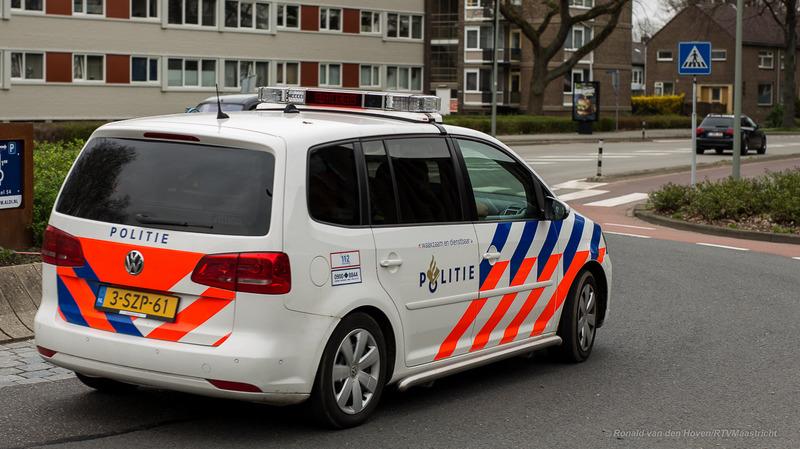 politie_Ronald van den Hoven / RTV Maastricht