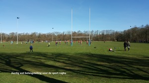 Succesvolle Rugby Experience Day