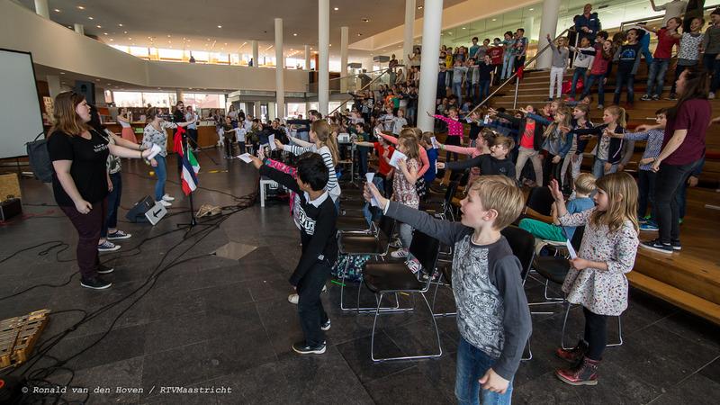 Europe calling kinderen conservatorium_Ronald van den Hoven / RTV Maastricht