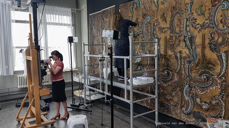 restauratie atelier SRAL_Ronald van den Hoven / RTV Maastricht