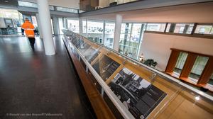 mini tentoonstelling inspirerende boeken_Ronald van den Hoven / RTV Maastricht