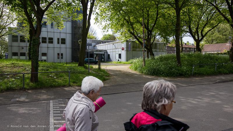 ROZ gebouw Bankastraat_Ronald van den Hoven / RTV Maastricht