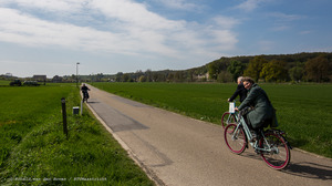 D66: Verkeersveiligheid op Mergelweg in gedrang