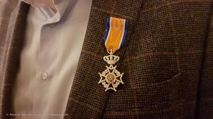 Alle Leden en Ridders in de orde van Oranje Nassau bij RTV Maastricht!