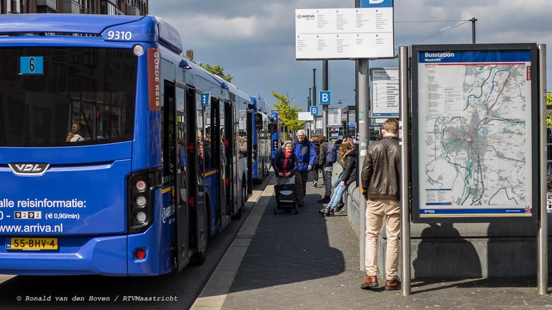 bussen busstation arriva_Ronald van den Hoven / RTV Maastricht