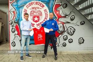 MVV biedt jeugdproduct Kostons contract aan