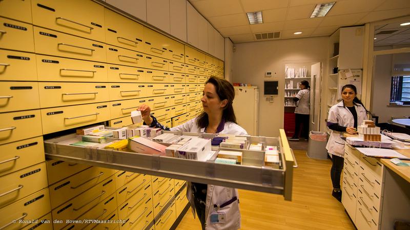 apotheek medicijn sint pieter_Ronald van den Hoven / RTV Maastricht