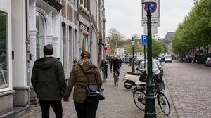 fietsen boschstraat voetgangerspad-3_Ronald van den Hoven / RTV Maastricht