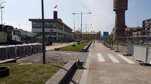 Groot werk aan Stationsplein
