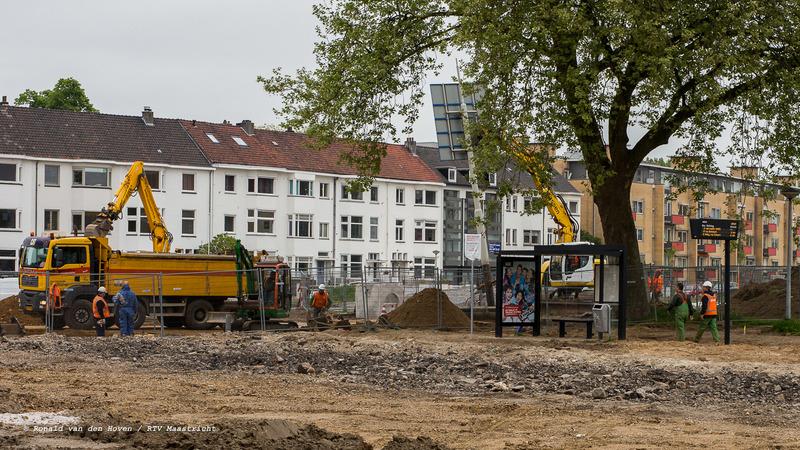 bushokje scharnerweg_Ronald van den Hoven / RTV Maastricht