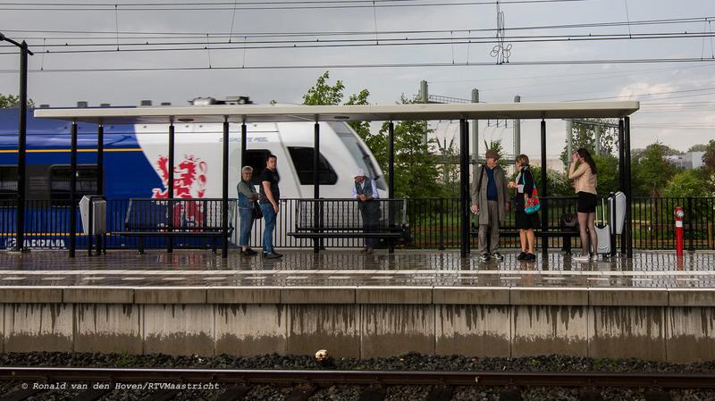 station noord arriva treinen perron_Ronald van den Hoven / RTV Maastricht