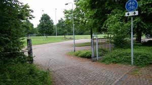 Commotie rondom plannen fietspad door RKVCL-terrein