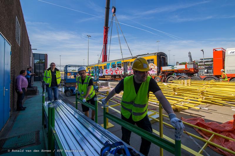 nedtrain wagon transport-3_Ronald van den Hoven / RTV Maastricht