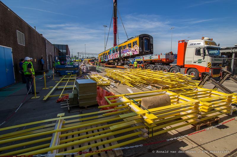 nedtrain wagon transport_Ronald van den Hoven / RTV Maastricht