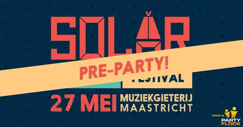 Solar Pre Party