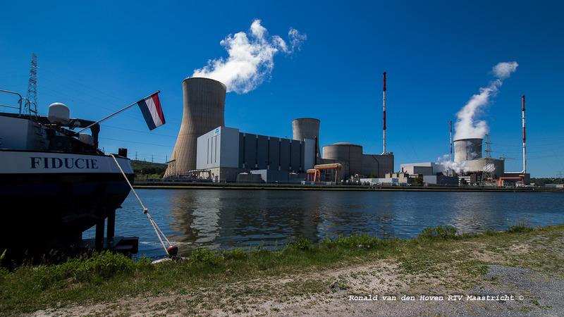 kerncentrale Tihange-a_Ronald van den Hoven / RTV Maastricht.