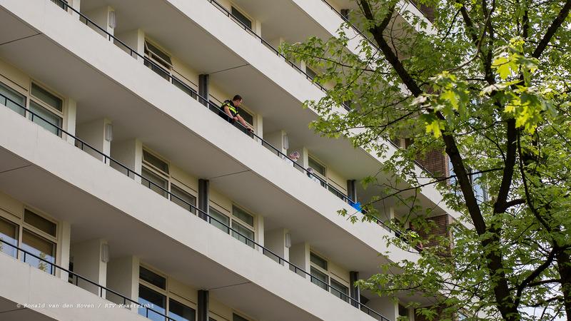 moord koningsplein-2_Ronald van den Hoven / RTV Maastricht