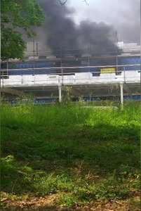 Brand in Zorgcentrum Campagne
