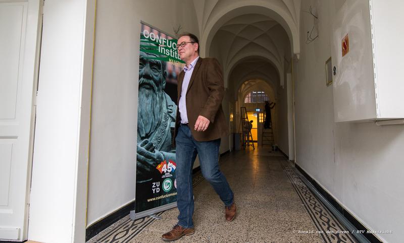 Rob Kuster Hogeschool Zuyd_Ronald van den Hoven / RTV Maastricht.