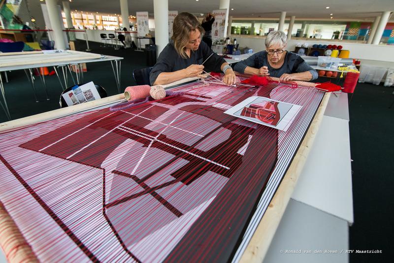 FabricAge_workshop_Ronald van den Hoven / RTV Maastricht.