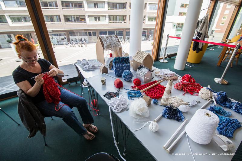 FabricAge_workshop-3_Ronald van den Hoven / RTV Maastricht.